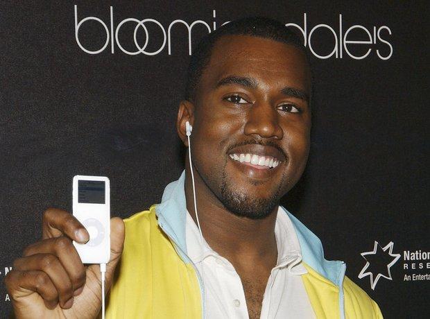 Kanye West iPod