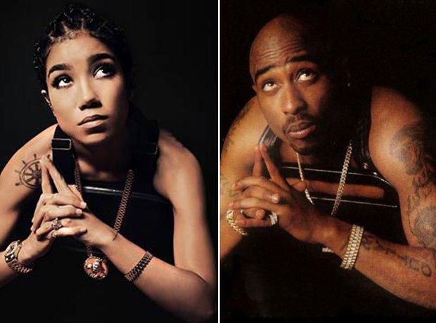 Jhene Aiko Tupac