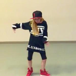 10 Year old dance Nicki Minaj Truffle Butter