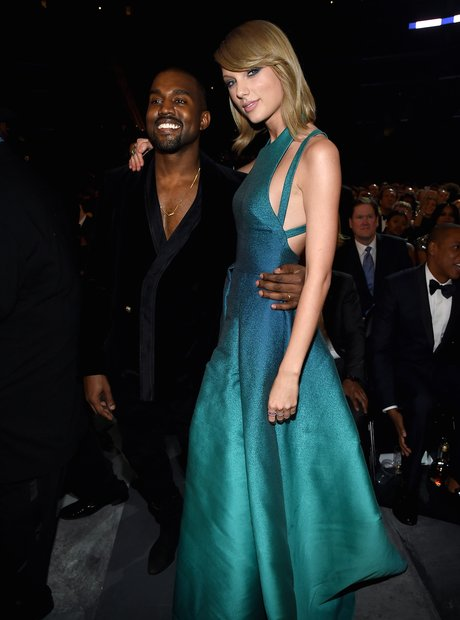 Kanye West Taylor Swift Grammys