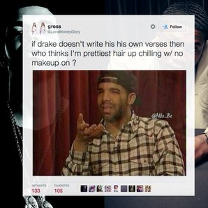Drake Meek Mill Best Tweets
