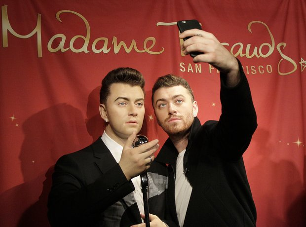 Sam Smith Waxwork