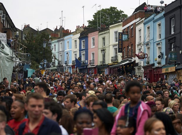 Notting Hill Carnival 2015