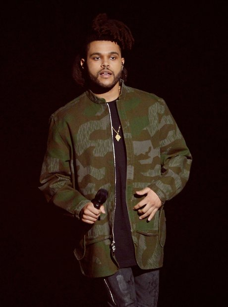 The Weeknd MTV VMAs 2015