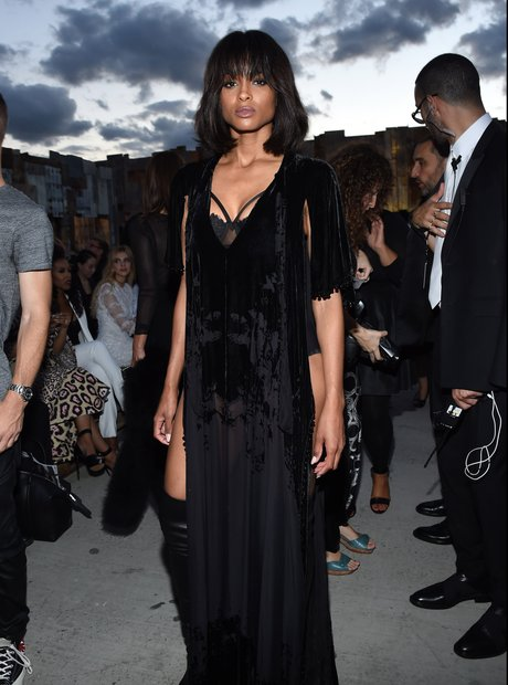 Ciara New York Fashion Week