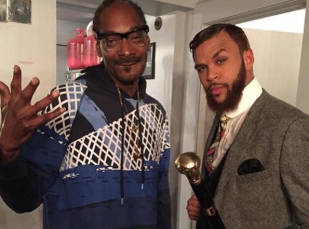 Snoop Dogg Jidenna
