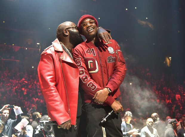 Rick Ross and Meek Mill TIDAL X: 1020