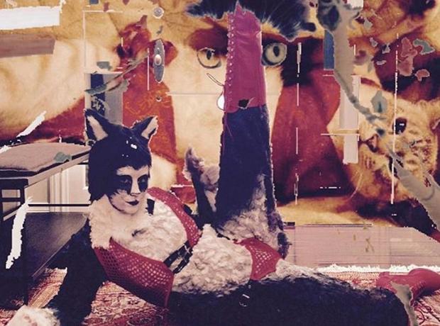 Iggy Azalea Halloween 2015