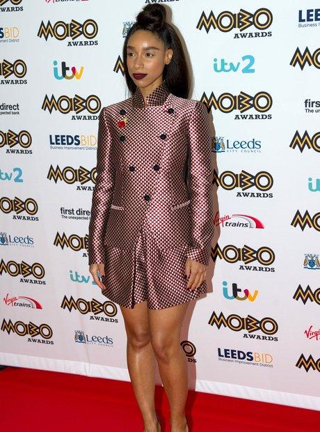 Leanne La Havas MOBO Awards 2015