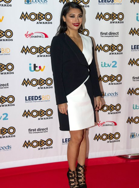 Vanessa The Saturday MOBO Awards 2015