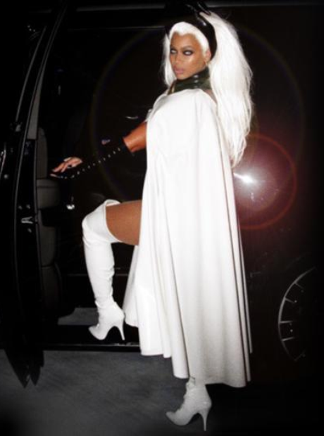 Beyonce Storm Outfit 2