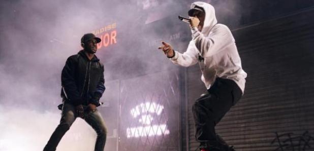 Big Sean Eminem Detroit