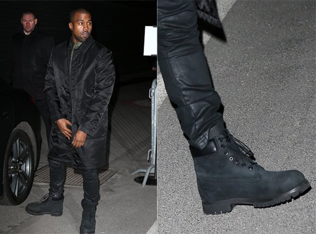 Kanye West Autumn Winter Fashion 2015