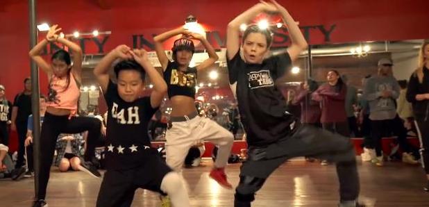 Missy Elliot WTF Choreography