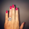Image 8: Nicki minaj ring Instagram 2015