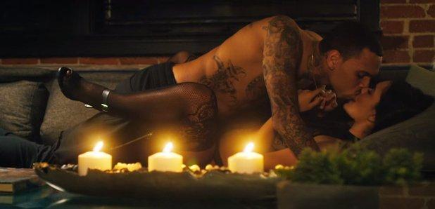 Chris Brown Back To Sleep Video