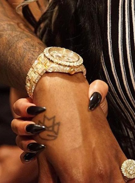 Nicki Minaj Meek Mill Watch