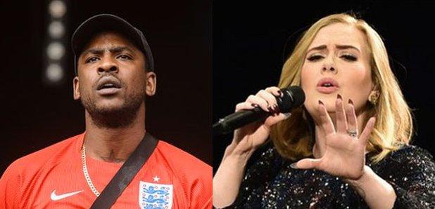 Skepta and Adele