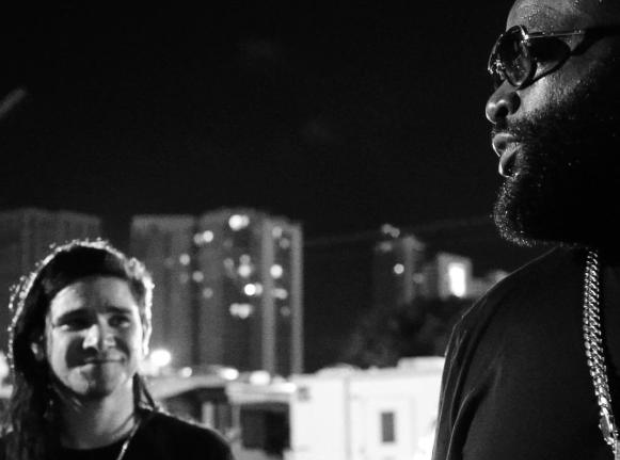Rick Ross and Skrillex