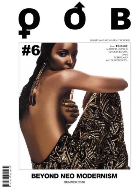 Tinashe ODB Magazine