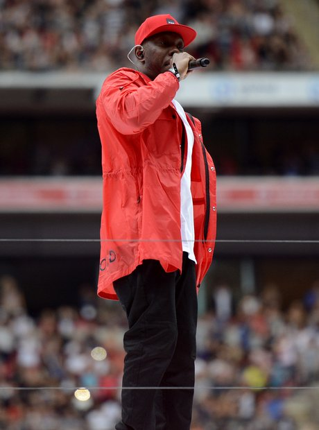 Dizzee Rascal Summertime Ball 2016