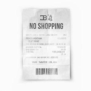 Drake No Shopping artwork