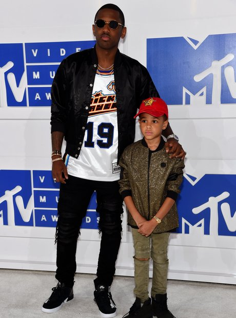 Fabulous MTV VMAs Red Carpet Arrivals 2016