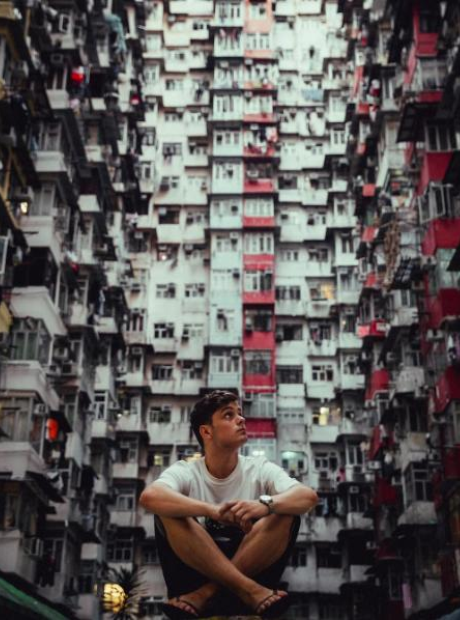 Martin Garrix in Hong Kong