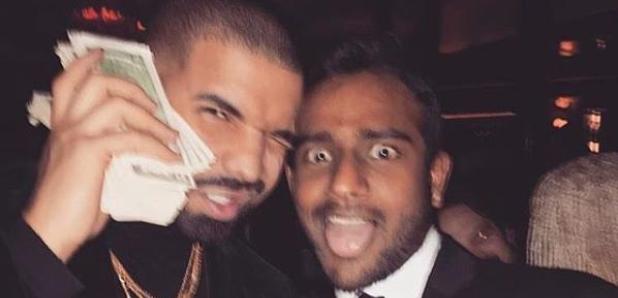 Drake Birthday
