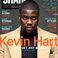 3. Kevin Hart took centre stage on the cover of Sharp magazine.