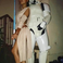 11. Jhene Aiko and rumoured boyfriend Big Sean styled it out in Star Wars gear.