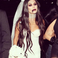 17. Kourtney Kardashian was a bride of unholy matrimony as she hit the town with friends.