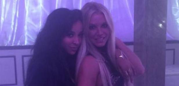 Tinashe Britney Spears