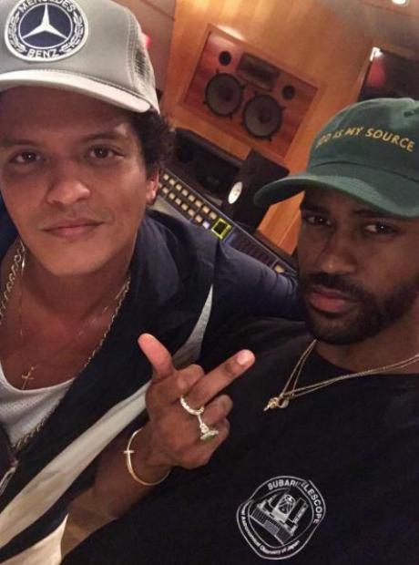 Bruno Mars Big Sean