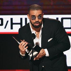 Drake AMAs Best Rap Artist Speech