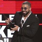 Drake at the American Music Awards 2016