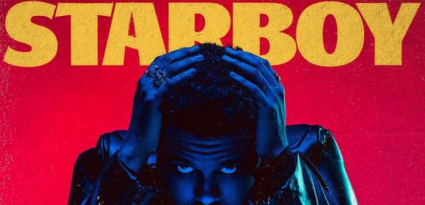 The Weeknd - Starboy Album Cover