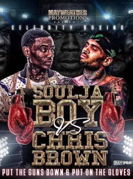 Chris Brown Soulja Boy