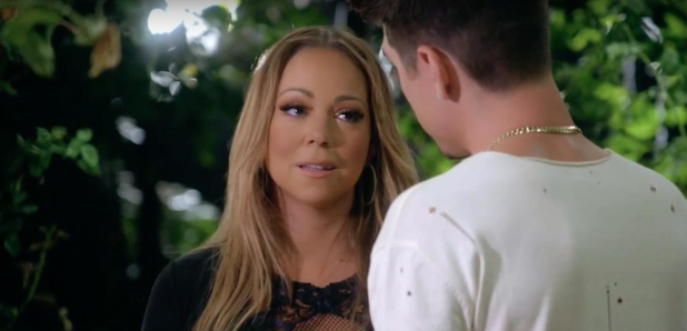 Mariah Carey Accused Of Fake Acting In New Clip