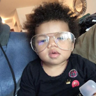 Chance The Rapper's daughter, Kensli