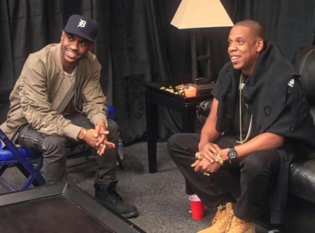 Big Sean And Jay Z