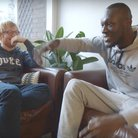 Stormzy & Ed Sheeran Interview