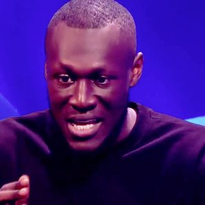 Stormzy Police Break In