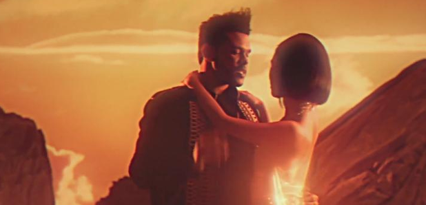 The Weeknd 'I Feel It Coming' Music Video