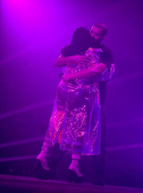 Drake Nicki Minaj The Boy Meets World Tour