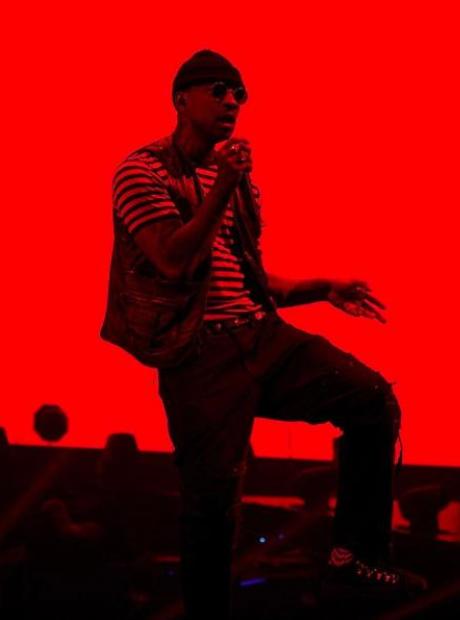 Drake The Boy Meets World Tour Skepta Instagram