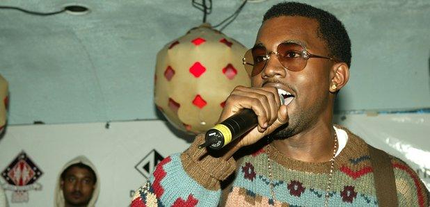 Kanye West in 2004