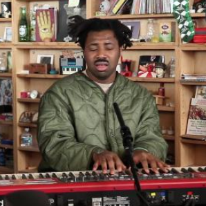 Sampha Performing This Stunning Acoustic Set