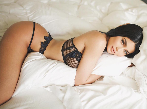 Kylie Jenner Bed