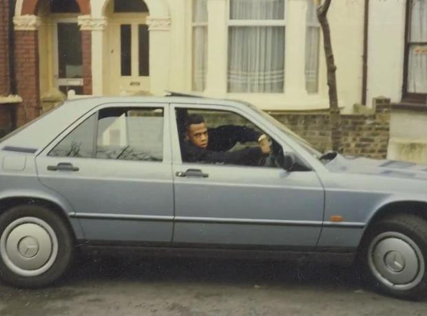 JAY-Z Mercedes Benz London